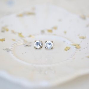 Chloe + Isabel | Crystal Stud Earrings